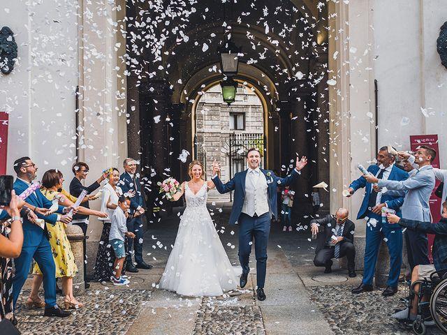 Il matrimonio di Vincenzo e Giorgia a Milano, Milano 26