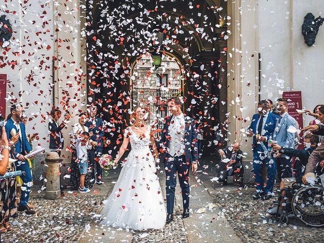 Il matrimonio di Vincenzo e Giorgia a Milano, Milano 27