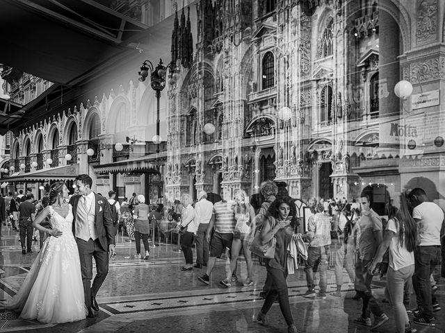 Il matrimonio di Vincenzo e Giorgia a Milano, Milano 29