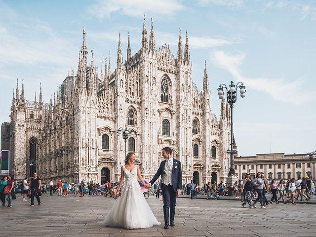 Il matrimonio di Vincenzo e Giorgia a Milano, Milano 30