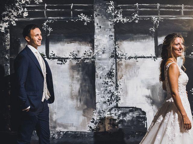 Il matrimonio di Vincenzo e Giorgia a Milano, Milano 40
