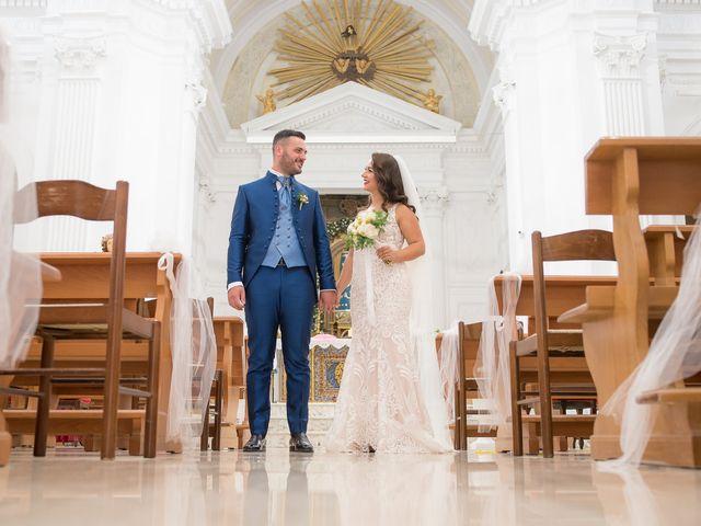 Il matrimonio di Giuseppe e Angelica a Caltanissetta, Caltanissetta 20