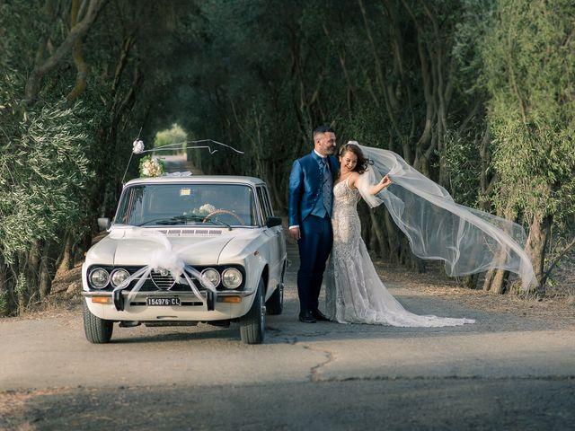 Il matrimonio di Giuseppe e Angelica a Caltanissetta, Caltanissetta 23