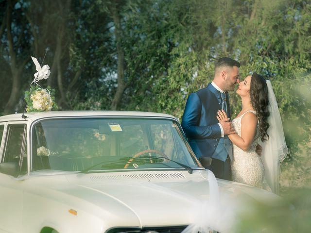 Il matrimonio di Giuseppe e Angelica a Caltanissetta, Caltanissetta 24