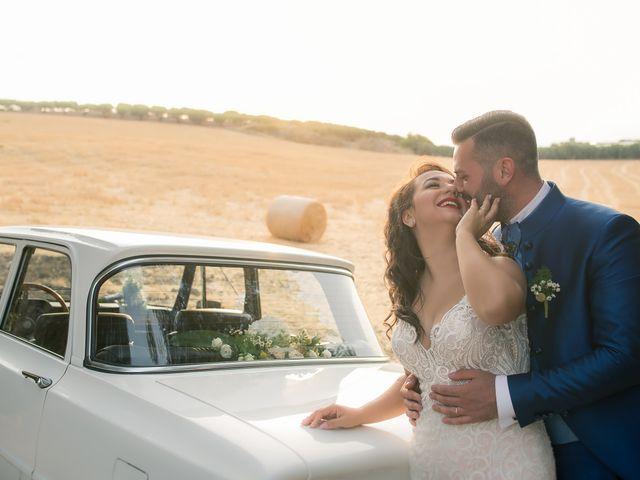 Il matrimonio di Giuseppe e Angelica a Caltanissetta, Caltanissetta 28