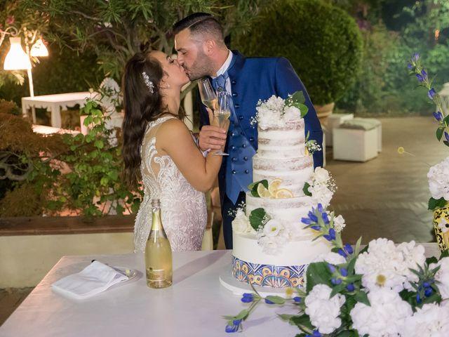 Il matrimonio di Giuseppe e Angelica a Caltanissetta, Caltanissetta 36