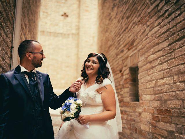 Le nozze di Gabriela e Alessandro