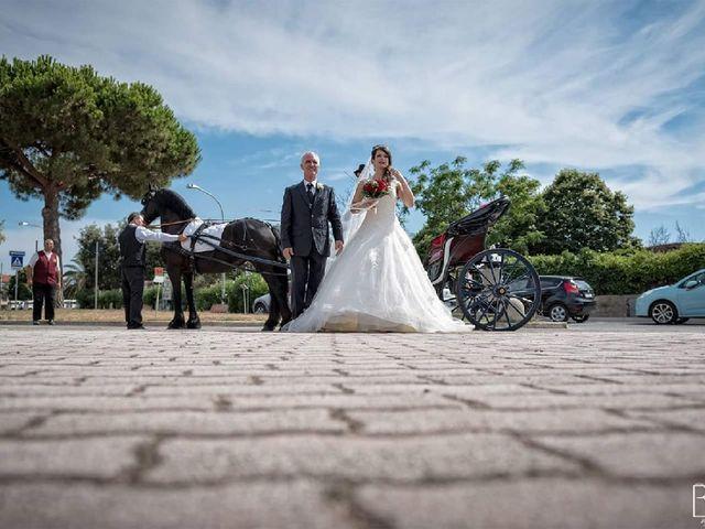 Il matrimonio di Giacomo e Giulia a San Vincenzo, Livorno 12