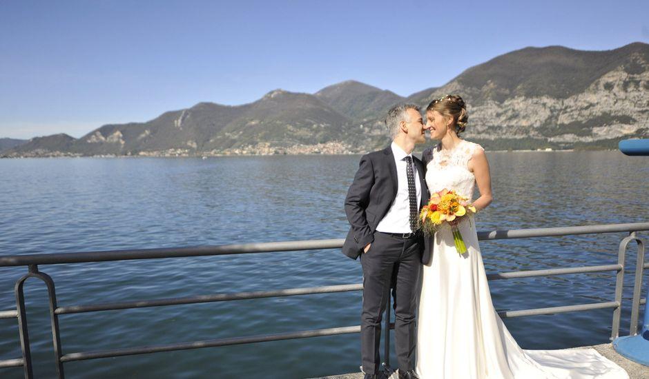 Il matrimonio di Stefania e Nicola a Iseo, Brescia