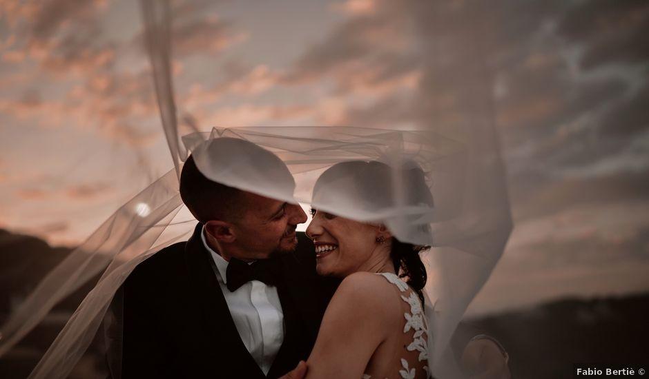 Il matrimonio di Fabio e Ilenia a San Felice Circeo, Latina
