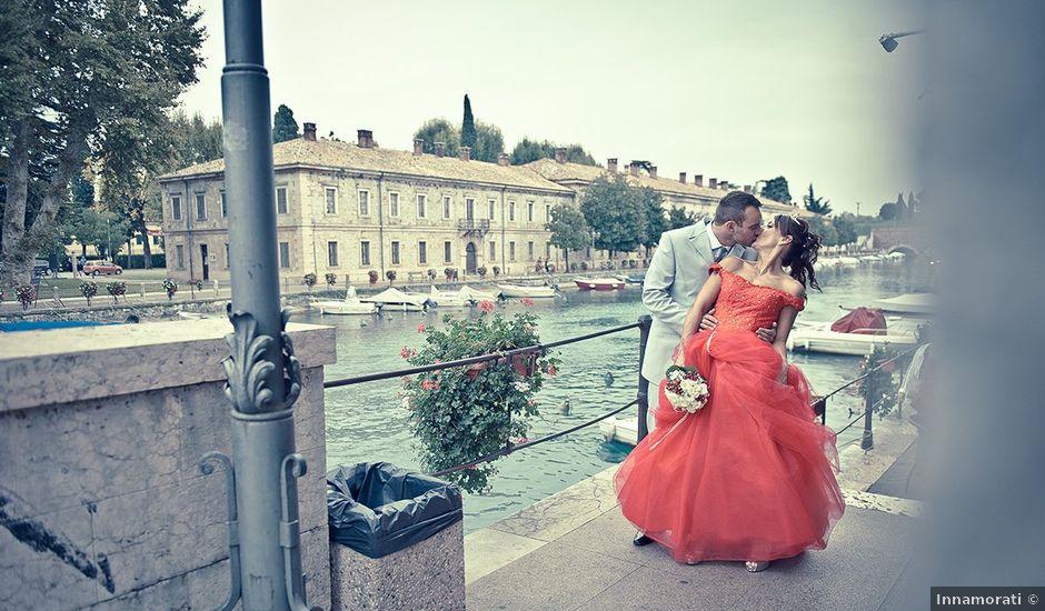 Il matrimonio di Katy e Mario a Villa Carcina, Brescia