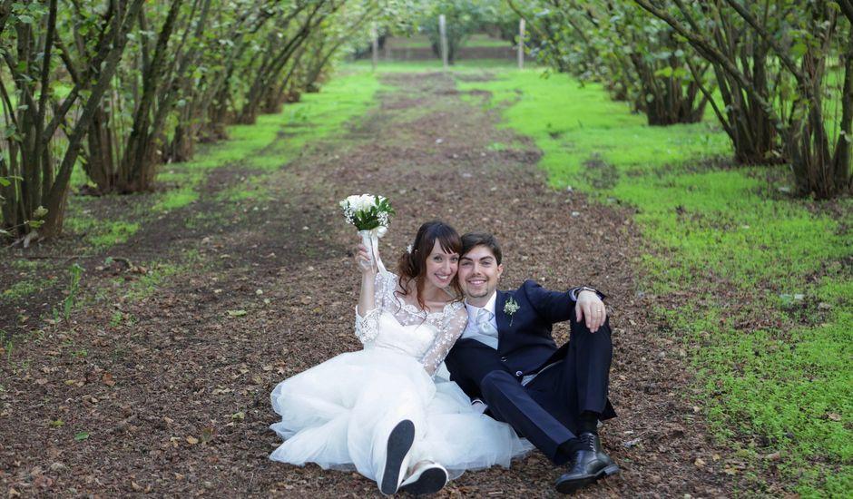 Il matrimonio di Erica e Paolo a Oriolo Romano, Viterbo