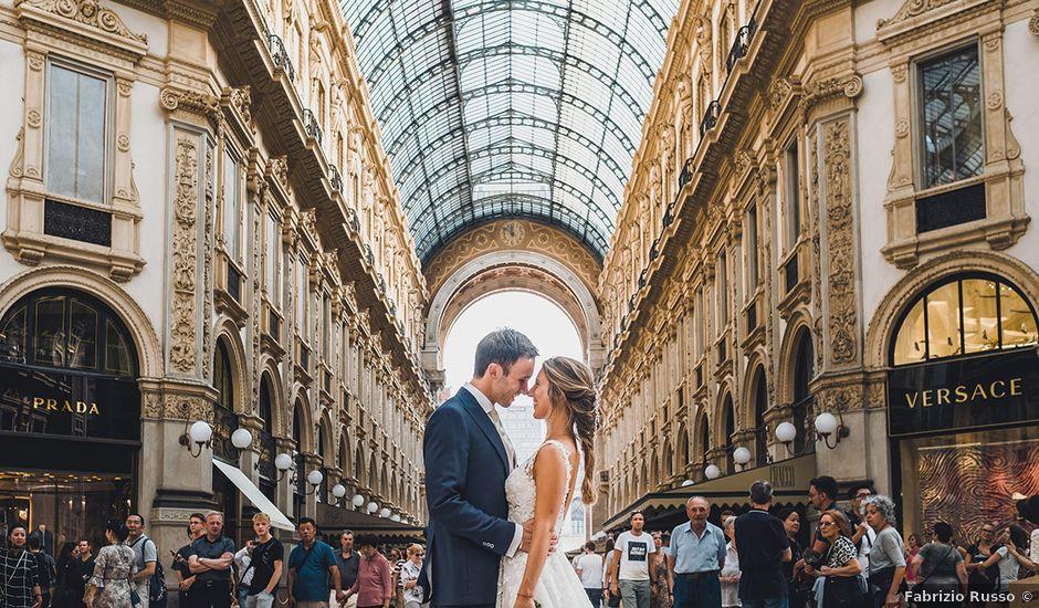 Il matrimonio di Vincenzo e Giorgia a Milano, Milano