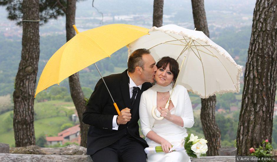 Il matrimonio di Virginio e Paola a Olgiate Molgora, Lecco