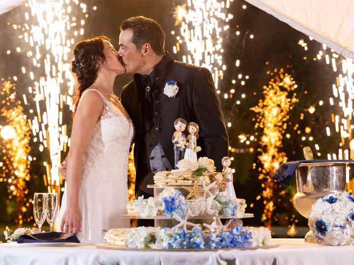 Le nozze di Tatiana e Massimiliano