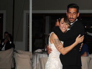 Le nozze di Gaetano e Francesca
