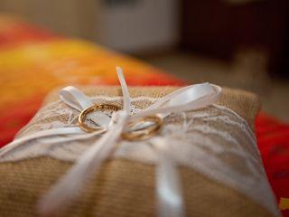 Le nozze di Tania e Alex 1