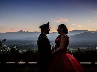 Le nozze di Romana e Andrea