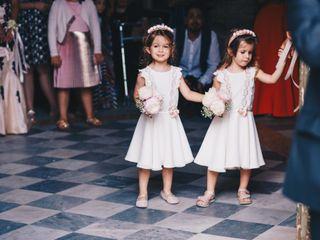 Le nozze di Cristina e Vincenzo 1