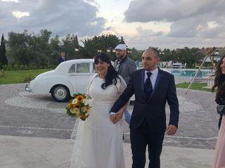 Le nozze di Emanuele e Rosaria