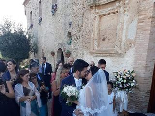Le nozze di Francesco e Elisa 1
