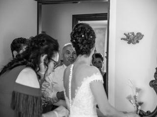 Le nozze di Claudia e Daniel 3