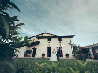 Le nozze di Kamilla e Ken