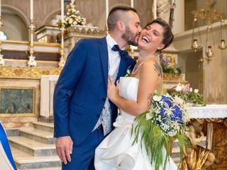 Le nozze di Jessica e Omar