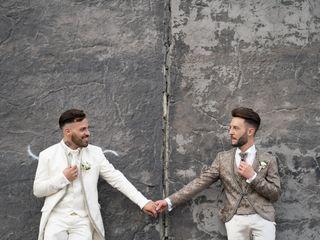 Le nozze di Salvo e Vincenzo