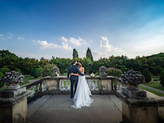 Le nozze di Tamara e Fabio
