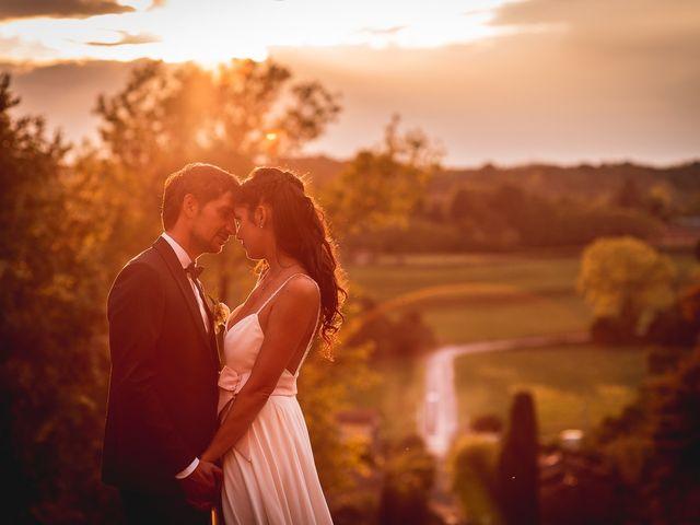 Le nozze di Alessandro e Alessandra