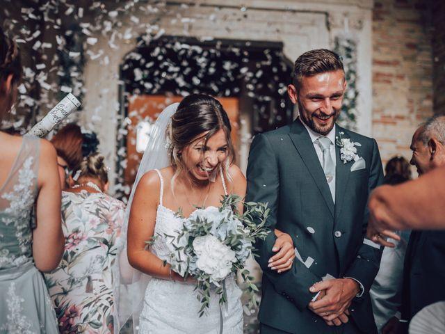 Il matrimonio di Dean e Elena a Loreto Aprutino, Pescara 1
