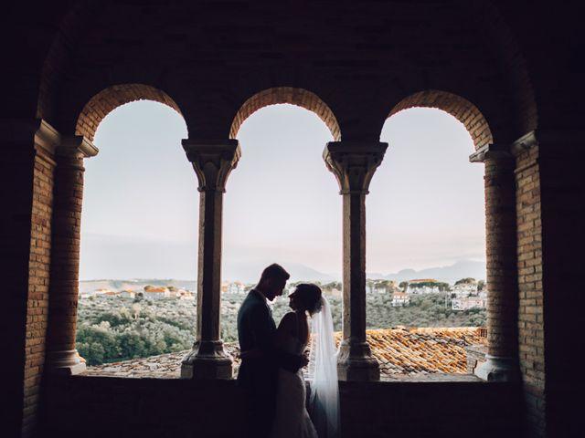 Le nozze di Elena e Dean