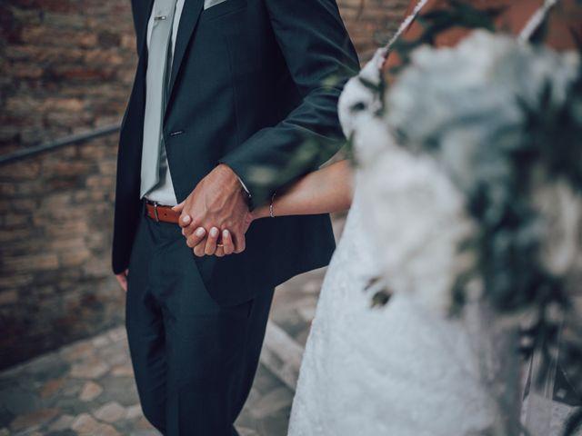 Il matrimonio di Dean e Elena a Loreto Aprutino, Pescara 20