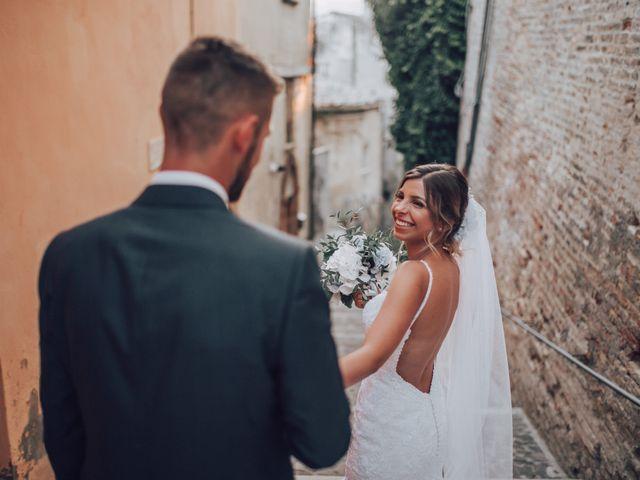 Il matrimonio di Dean e Elena a Loreto Aprutino, Pescara 24