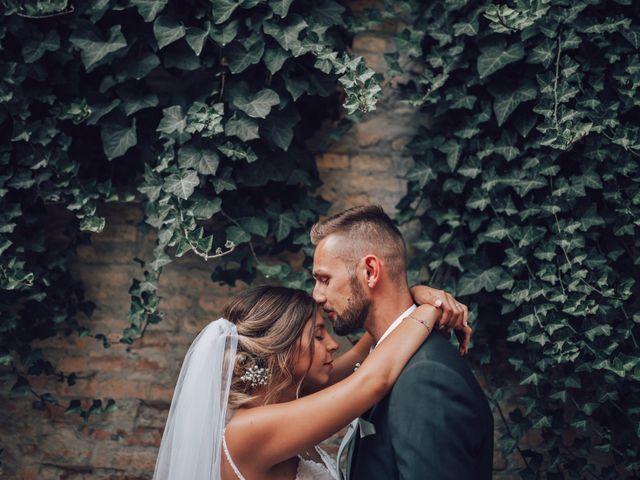 Il matrimonio di Dean e Elena a Loreto Aprutino, Pescara 25