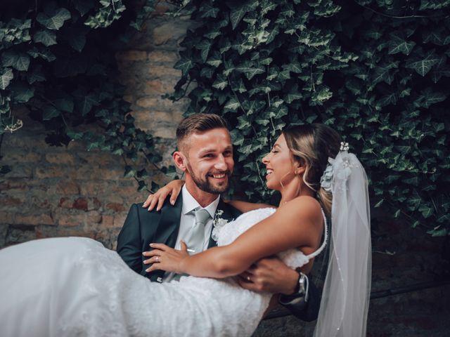 Il matrimonio di Dean e Elena a Loreto Aprutino, Pescara 26