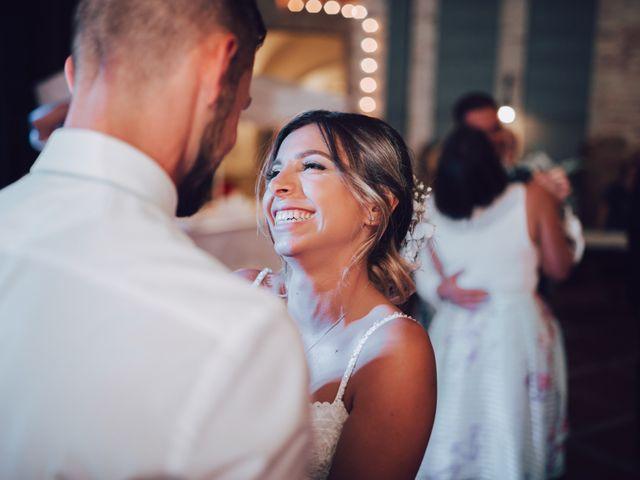 Il matrimonio di Dean e Elena a Loreto Aprutino, Pescara 30