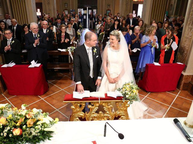 Il matrimonio di Davide e Roberta a Formigine, Modena 6