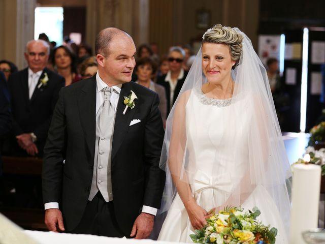Il matrimonio di Davide e Roberta a Formigine, Modena 7