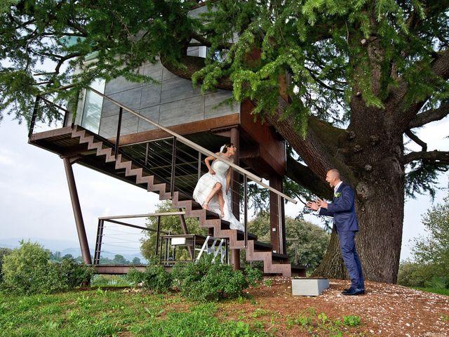 Le nozze di Tania e Alex