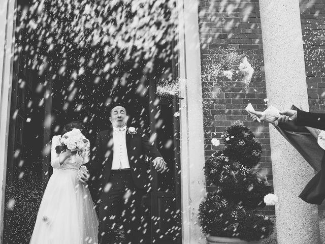 Il matrimonio di Lorenzo e Martina a Borghetto di Vara, La Spezia 41