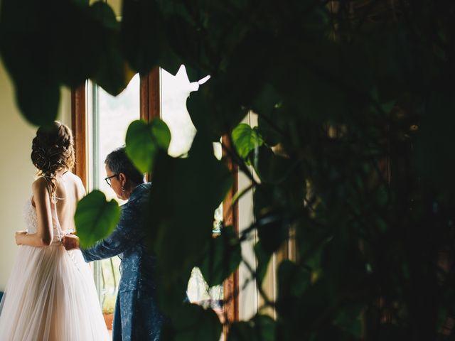 Il matrimonio di Lorenzo e Martina a Borghetto di Vara, La Spezia 24