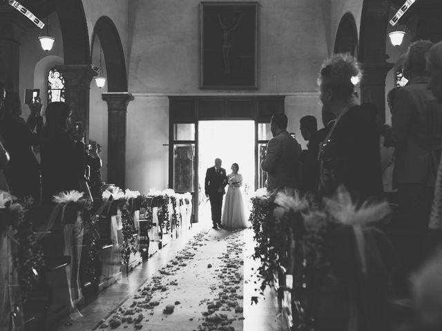 Il matrimonio di Lorenzo e Martina a Borghetto di Vara, La Spezia 28