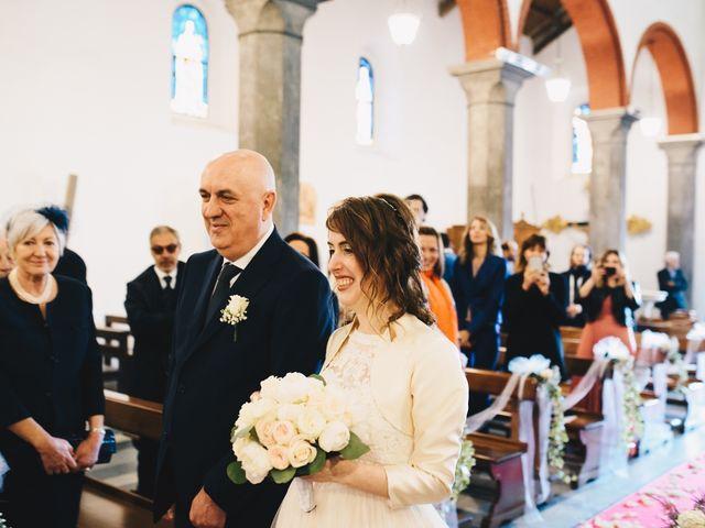 Il matrimonio di Lorenzo e Martina a Borghetto di Vara, La Spezia 30