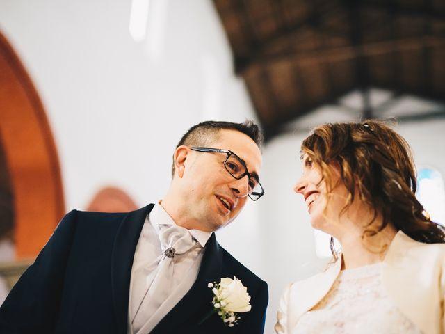 Il matrimonio di Lorenzo e Martina a Borghetto di Vara, La Spezia 31