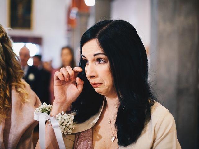 Il matrimonio di Lorenzo e Martina a Borghetto di Vara, La Spezia 34