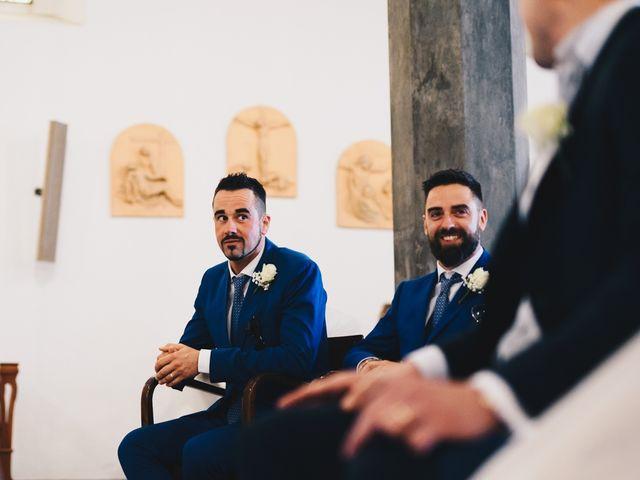 Il matrimonio di Lorenzo e Martina a Borghetto di Vara, La Spezia 37