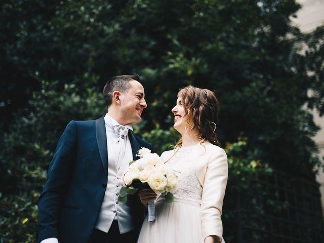 Il matrimonio di Lorenzo e Martina a Borghetto di Vara, La Spezia 43