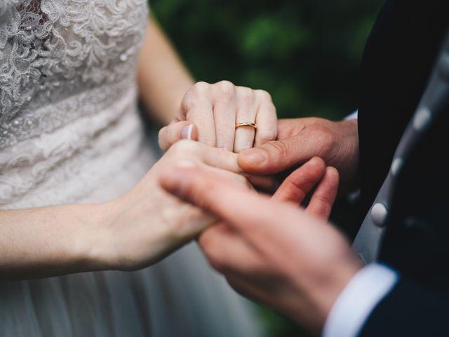 Il matrimonio di Lorenzo e Martina a Borghetto di Vara, La Spezia 47